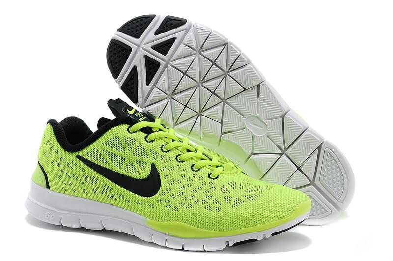 Кроссовки Nike Free TR Fit 3 Yellow Black