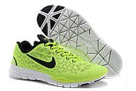 Кроссовки Nike Free TR Fit 3 Yellow Black, фото 1