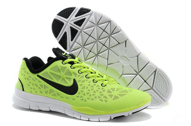 Nike Free TR Fit 3 Yellow Black