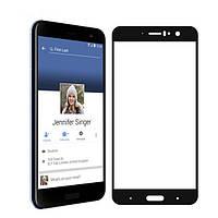 Защитное цветное 3D стекло Mocolo для HTC U11 Черный