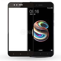 3D защитное стекло для Xiaomi Redmi 3s (на весь экран) black