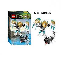 Конструктор ksz серия bionicle 609-1-6, 6 видов kk