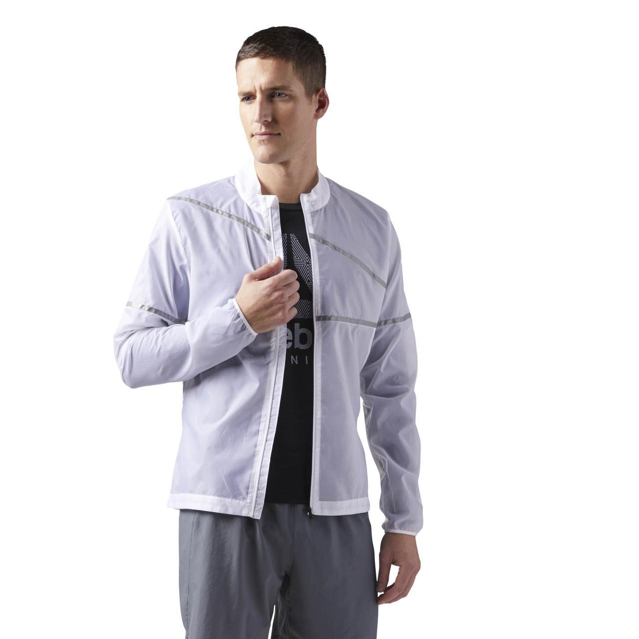 4540a80b Купить Мужская куртка Reebok One Series (Артикул: CD5439) в интернет ...