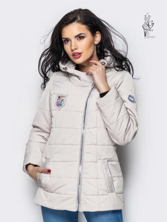 Фото Женской курточки весенней Нати-1