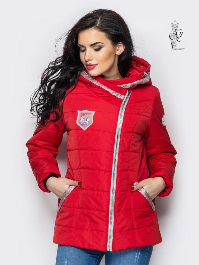 Фото Женской курточки весенней Нати-2