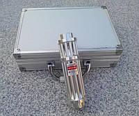 Голубой лазерный указатель LASER B017  отлично виден в сумерках, ночью или в дымке (тумане)