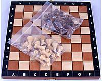 Шахматы ручная работа (26х26 см)