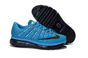 Кроссовки Nike Air Max 2016 Blue Lagoon Black