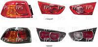 Фонарь задний, правый, Mitsubishi, Lanser, 2008-2010, FPS