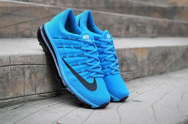 Nike Air Max 2016 Blue Lagoon Black
