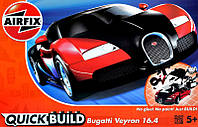 Гиперкар Bugatti Veyron (Lego сборка)