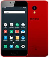 "Смартфон Meizu M5c Red 2/16Gb, 4 ядра, 8/5Мп, 5"" IPS, 2 SIM, 4G, 3000 мАч, фото 1"