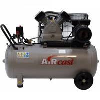 Компрессор поршневой с ременным приводом AIRCAST SB4/S-100.LB30