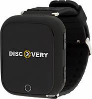 Детские часы Discovery iQ1 000 Touch GPS black, фото 1