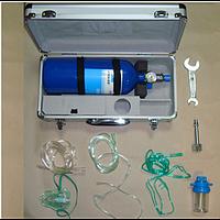 Кислородный баллон (кислородный ингалятор) объёмом 4 литра