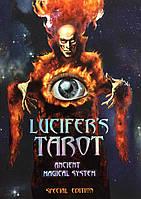 Lucifer's Tarot. Special Edition / Таро Люцифера. Специальный Выпуск (с книгой на английском)