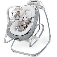 Кресло-качалка Bright Starts Deluxe Мишки 11019, фото 1