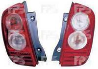 Фонарь задний, левый, Nissan, Micra, 2003-2010, Depo