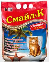 Гигиенический наполнитель СМАЙЛИК СТАНДАРТ 3,8 л