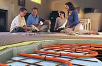 Водяной теплый пол под плитку – сложная система на службе вашего уюта( интересные статьи)