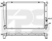 Радиатор, Hyundai, H-1 / H200, FPS