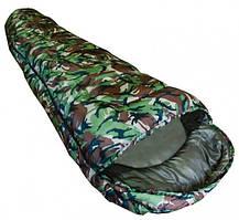 Спальный мешок-кокон Totem Hunter XXL camo Правая