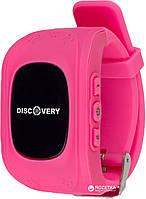 Часы для детей Discovery iQ3000 GPS pink