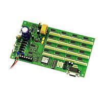 STAM-1 PTSA модуль для индикации светодиодами состояния объектов Охранная сигнализация мониторинг Панель индик
