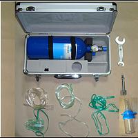 Кислородный баллон (кислородный ингалятор) объёмом 2 литра
