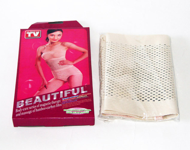 Антицеллюлитный утягивающий корсет Beautiful TV-088 FN
