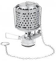 Лампа газовая с металлическим плафоном с пьезоподжигом, в пластиковом футляре Tramp Lamp