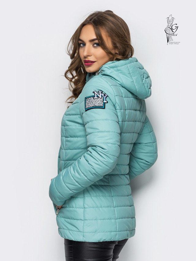 Фото-1 Женской курточки весенней Найс-1