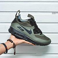 Мужские кроссовки Nike Air Max 90 sneakerboot, Копия