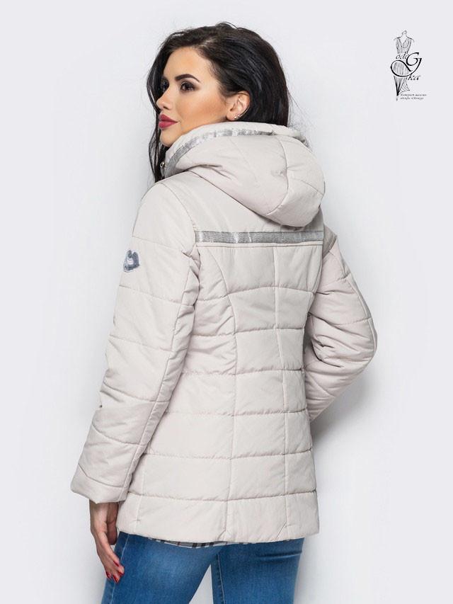 Фото-1 Женской курточки весенней Нати-1