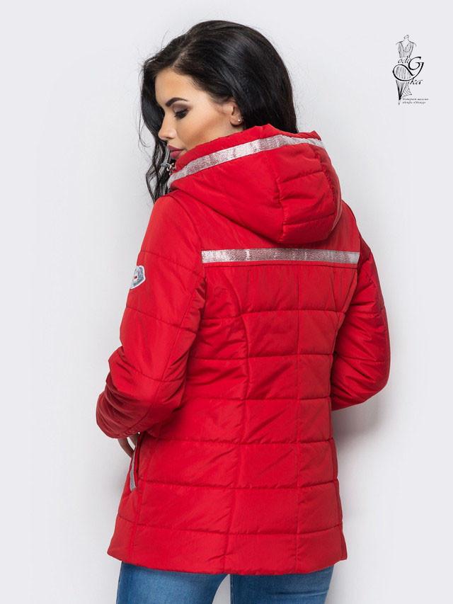 Фото-1 Женской курточки весенней Нати-2