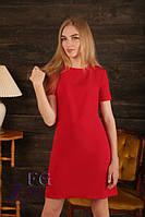 Летнее платье с открытой спиной, фото 1