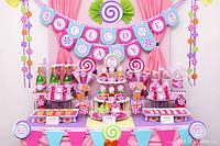 """Кенди бар (Candy bar) """"Baby shower"""""""