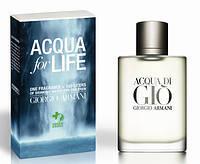 Мужская парфюмерная вода Giorgio Armani Acqua Di Gio To-Life 100 ml