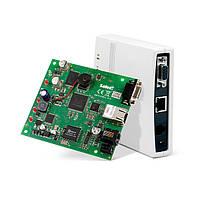 SMET-256  Конвертер мониторинга TCP/IP в телефонные форматы Охранная сигнализация Мониторинг