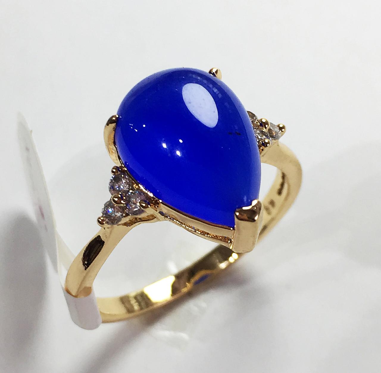 Кольцо Небесное, размер 16, 18  ювелирная бижутерия XP