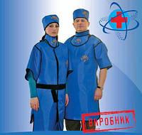Засоби індивідуального захисту при рентген дослідженню, рентгензащита