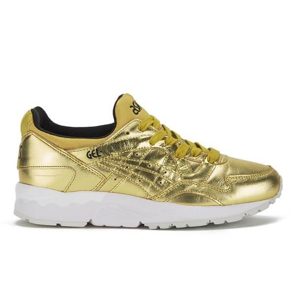 Asics Gel Lyte V Metallic Gold