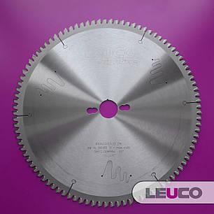 Дисковые пилы Leuco по алюминию 300x3,2x2,5x30 Z=96 для торцовки и косого реза, фото 2