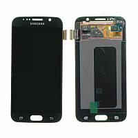 Дисплей Samsung A520 Galaxy A5 с сенсором Черный Black оригинал , GH97-19733A