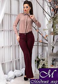 Женские брюки клеш (р. S, M, L, XL) арт. 12958