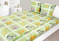 Комплект детского постельного Фланель 215x145