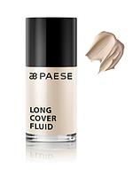 Тональный крем длительного действия Long Cover Fluid (alabaster) Paese