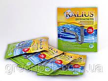 Биопрепарат KALIUS для прочистки труб 20 г