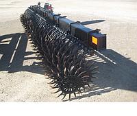 Производство ротационных борон, мотыг, игловаторов