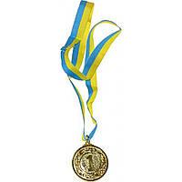 Медали большие золото I место